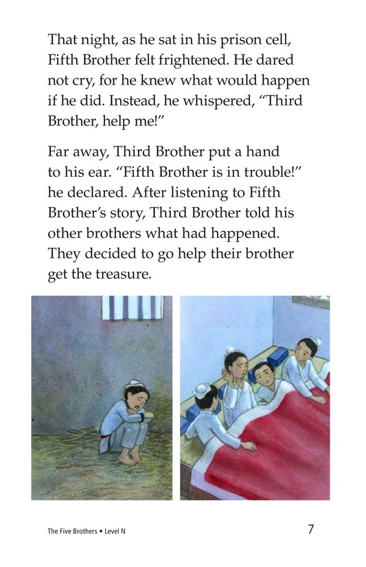 Book Preview For The Five Brothers Page 7