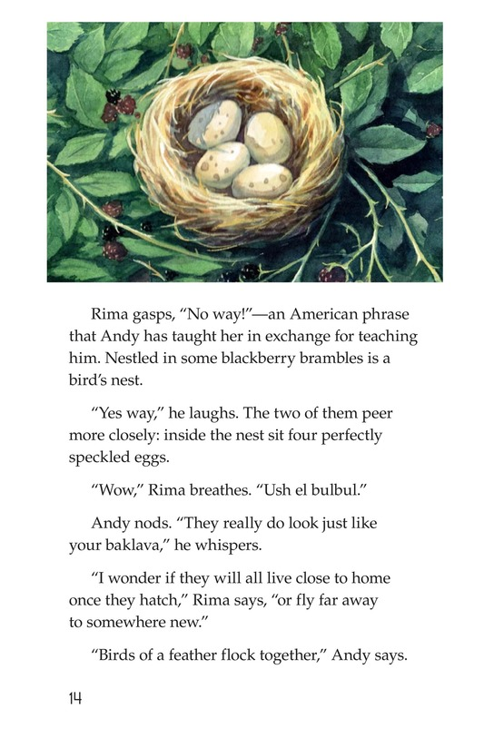 Book Preview For The Bird's Nest Page 14