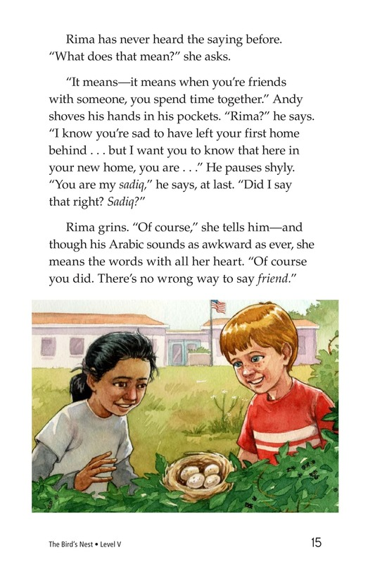 Book Preview For The Bird's Nest Page 15
