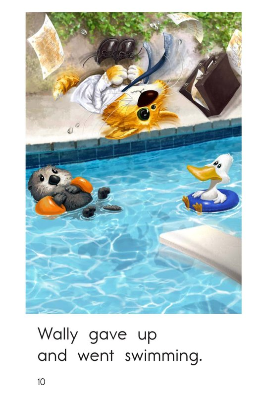 Book Preview For Wet Wally Page 10