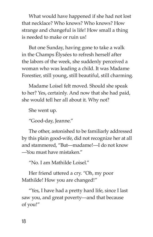 Book Preview For The Necklace Page 18