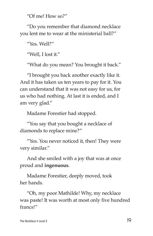 Book Preview For The Necklace Page 19