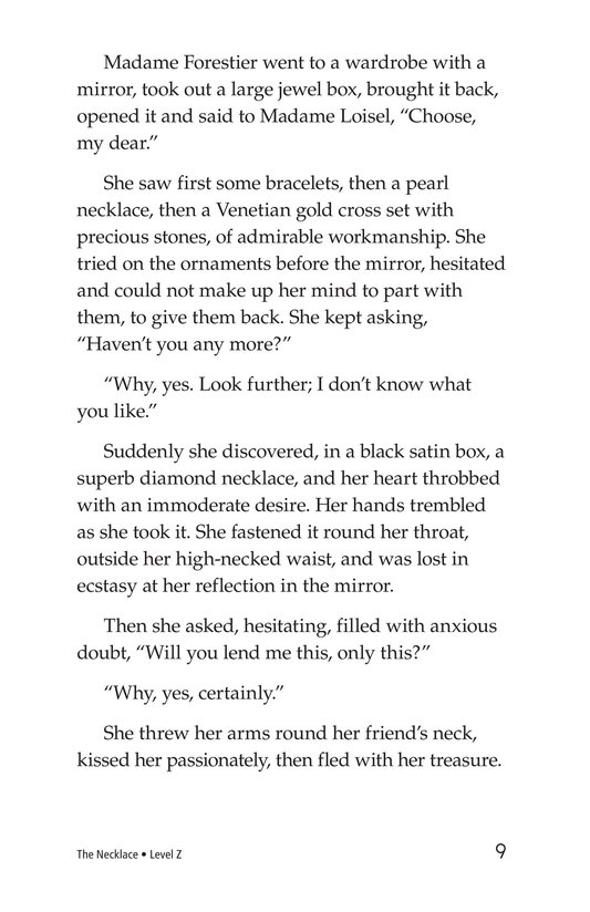 Book Preview For The Necklace Page 9