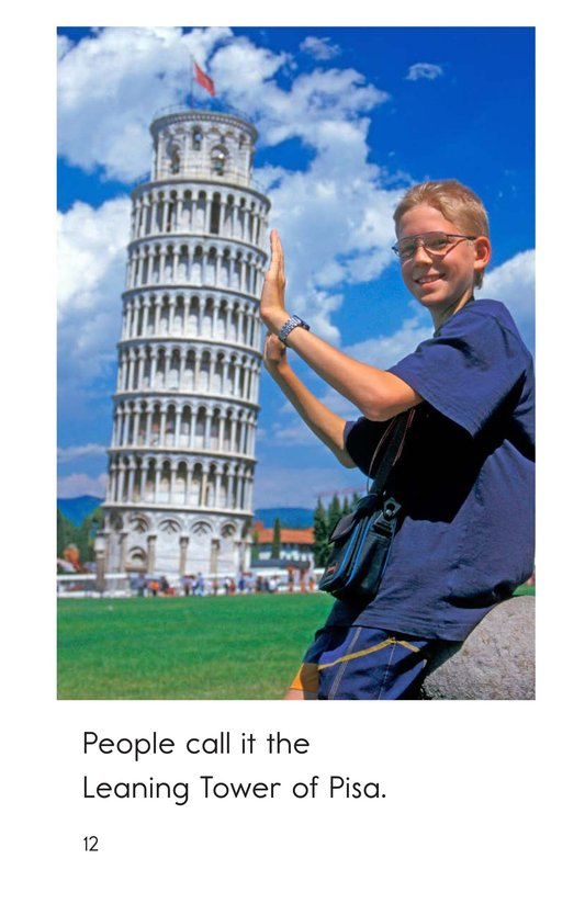 Book Preview For The Leaning Tower Page 12