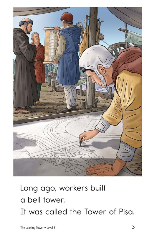 Book Preview For The Leaning Tower Page 3