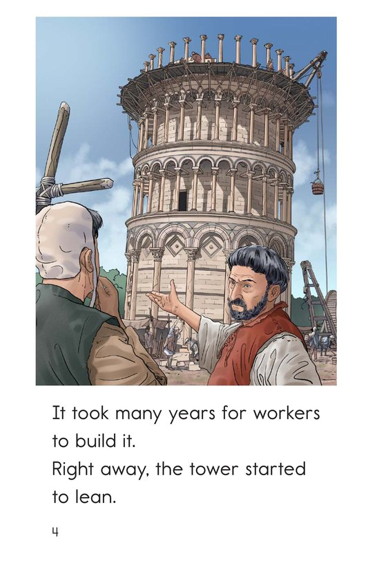 Book Preview For The Leaning Tower Page 4