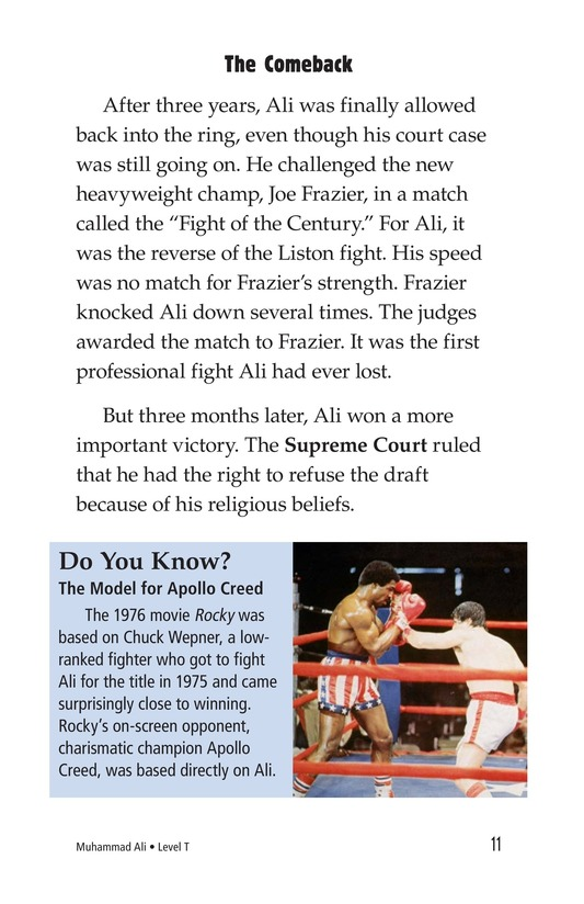 Book Preview For Muhammad Ali Page 11