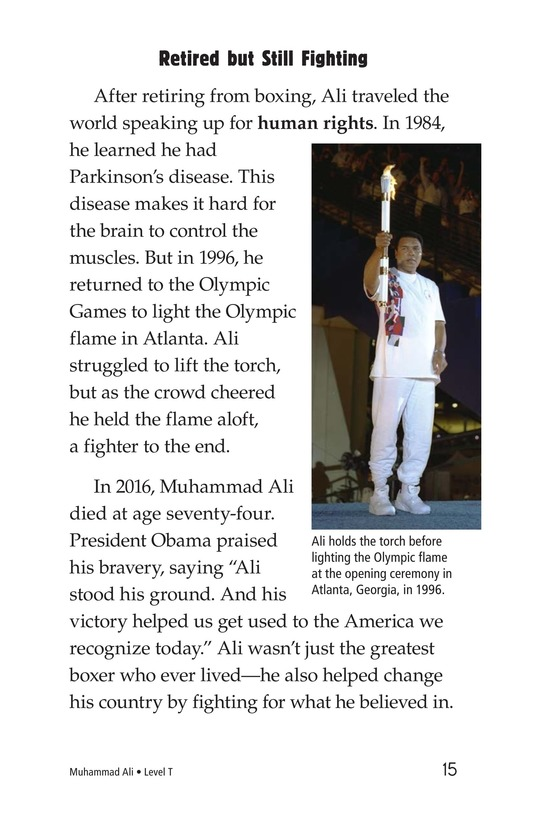 Book Preview For Muhammad Ali Page 15