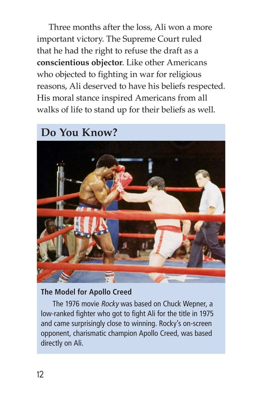 Book Preview For Muhammad Ali Page 12