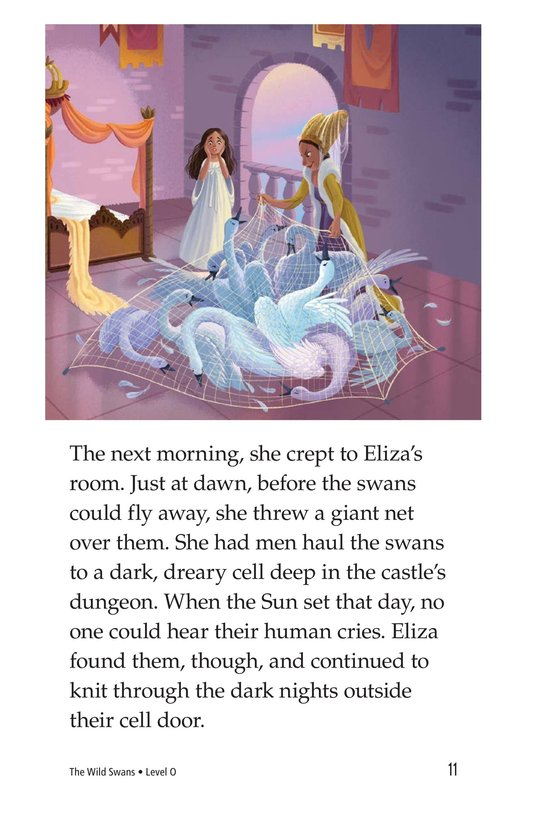 Book Preview For The Wild Swans Page 11