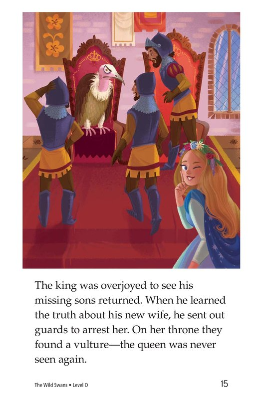 Book Preview For The Wild Swans Page 15