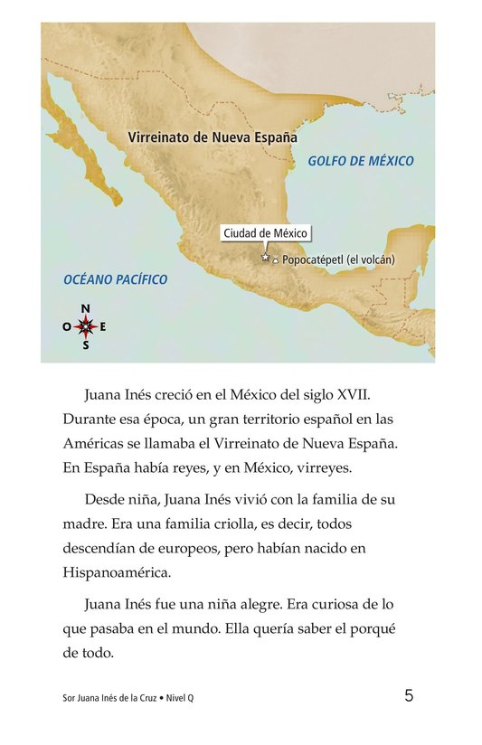 Book Preview For Sor Juana Inés de la Cruz Page 5