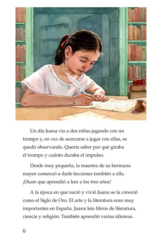 Book Preview For Sor Juana Inés de la Cruz Page 6