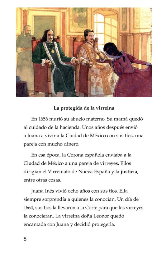 Book Preview For Sor Juana Inés de la Cruz Page 8