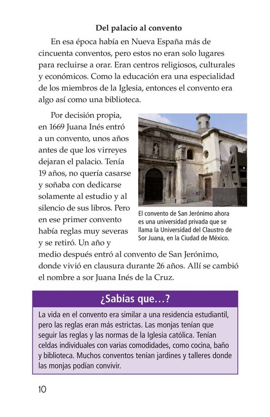 Book Preview For Sor Juana Inés de la Cruz Page 10
