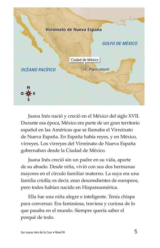 Book Preview For Sor Juana Inés de la Cruz Page 5