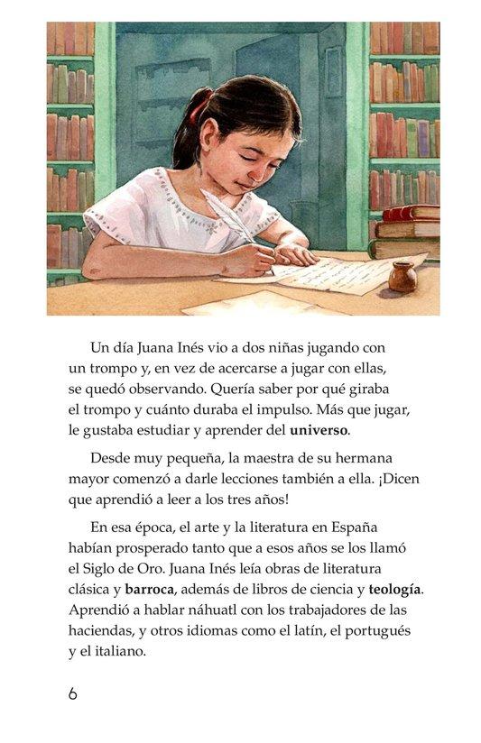 Book Preview For Sor Juana Inés de la Cruz Page 6