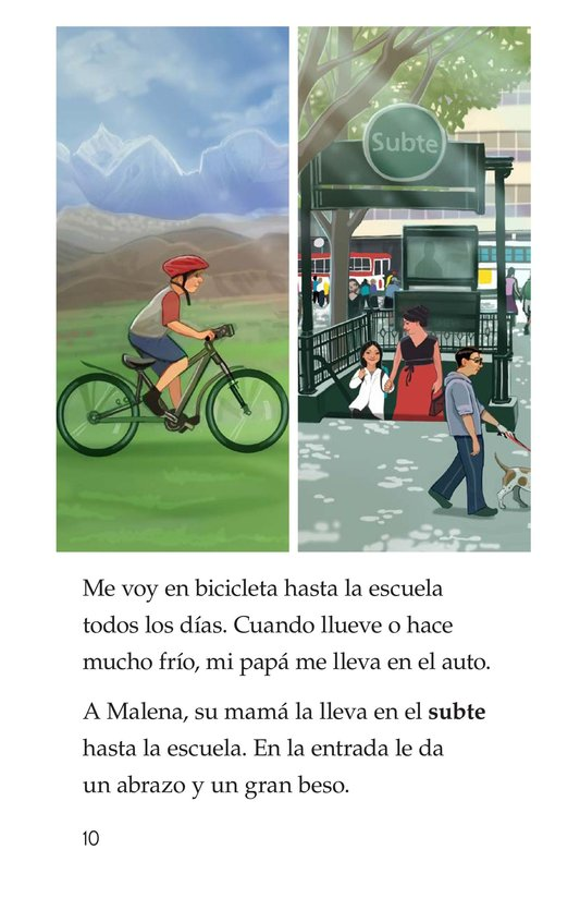 Book Preview For Vivimos en Argentina Page 10