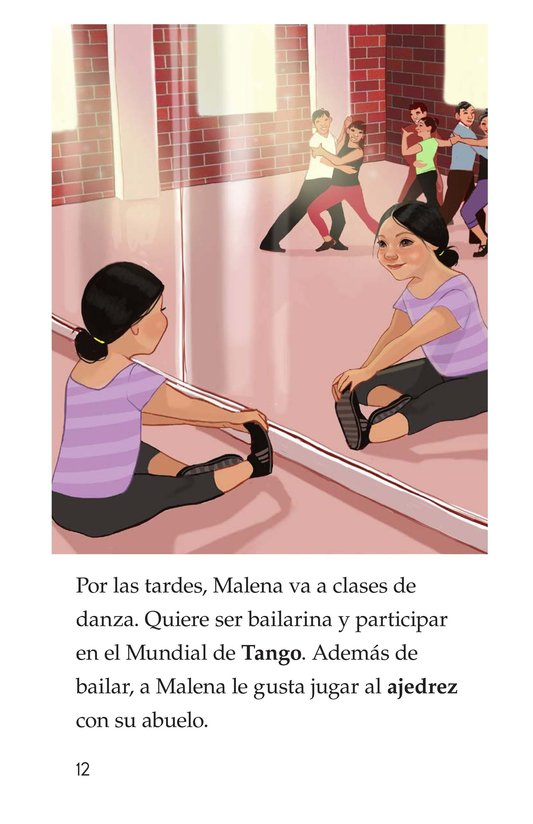 Book Preview For Vivimos en Argentina Page 12