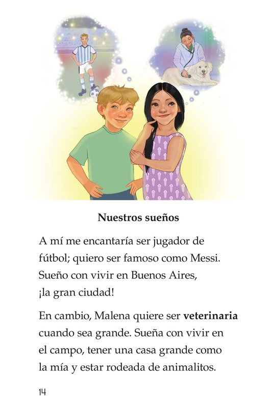 Book Preview For Vivimos en Argentina Page 14