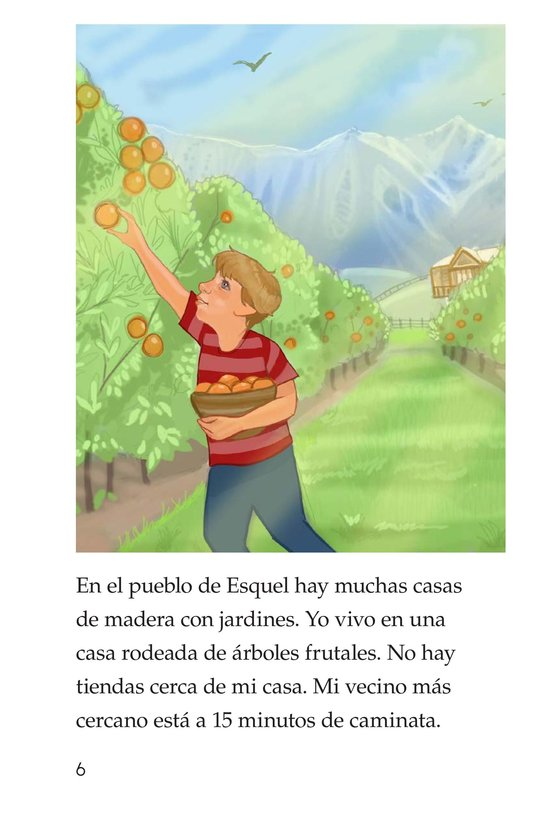 Book Preview For Vivimos en Argentina Page 6