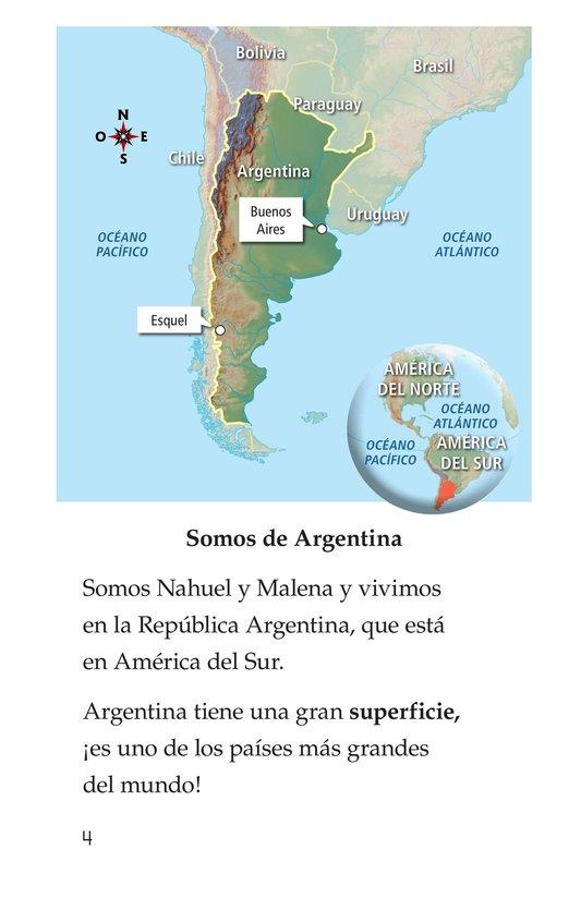 Book Preview For Vivimos en Argentina Page 4