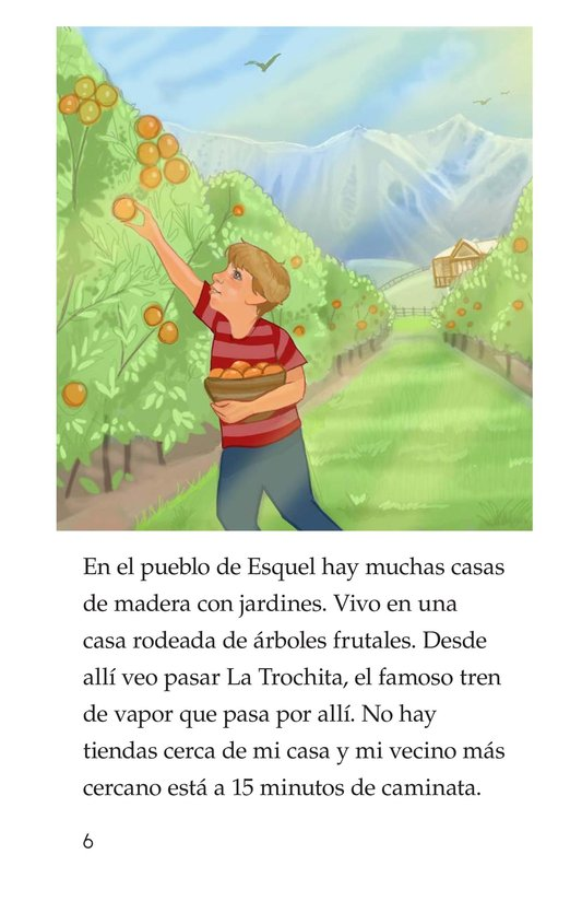 Book Preview For Vivimos en Argentina Page 6