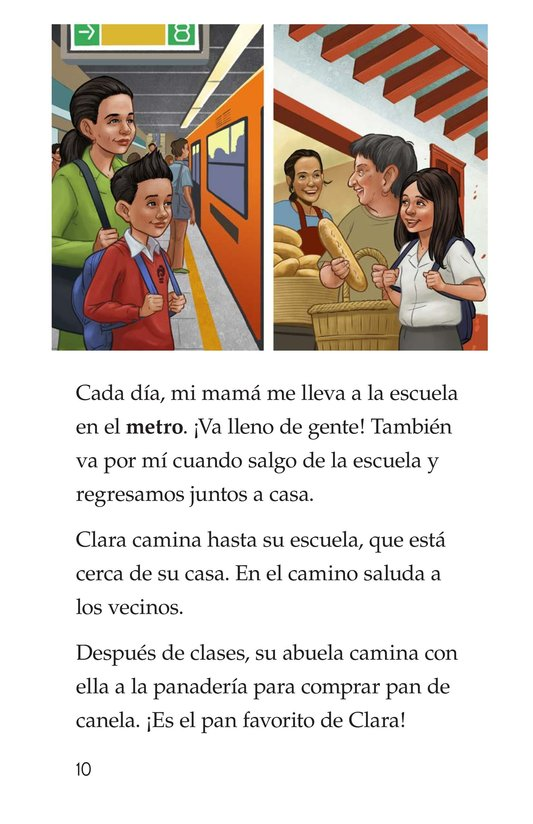 Book Preview For Vivimos en Mexico Page 10
