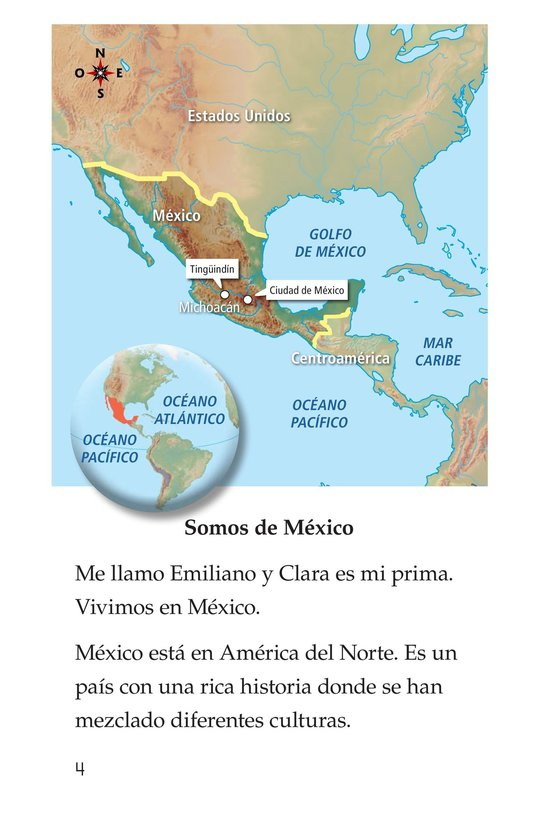 Book Preview For Vivimos en Mexico Page 4