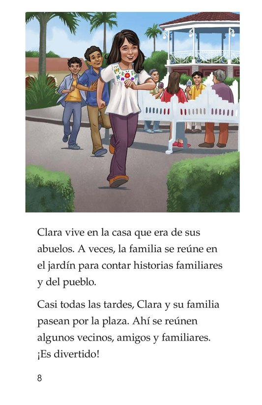 Book Preview For Vivimos en Mexico Page 8