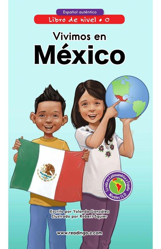Book Preview For Vivimos en Mexico Page 0