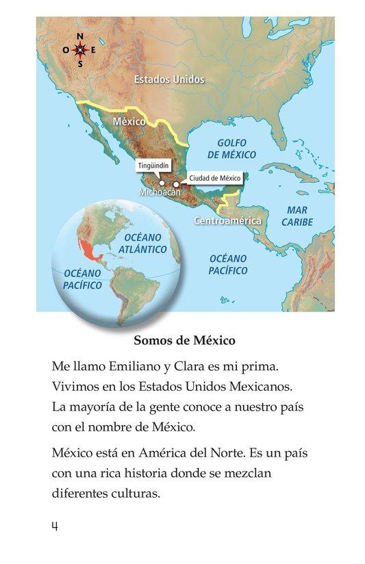 Book Preview For Vivimos en Mexico Page 4