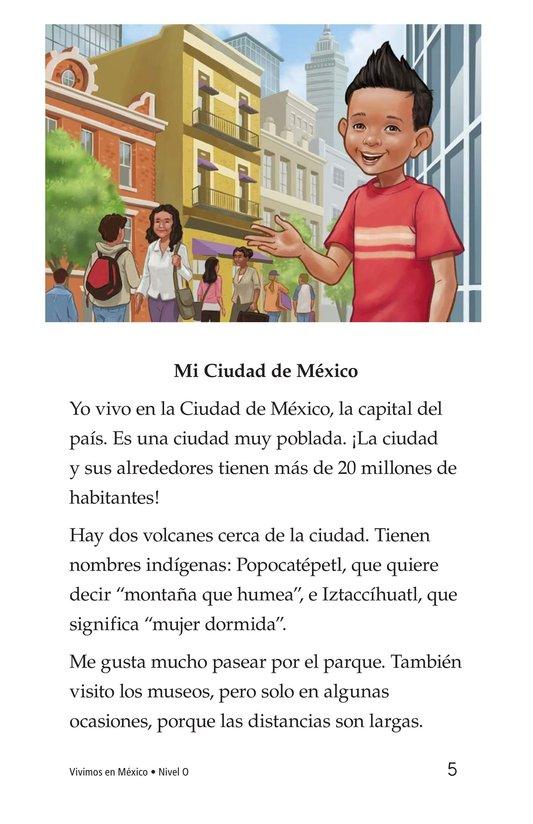 Book Preview For Vivimos en Mexico Page 5
