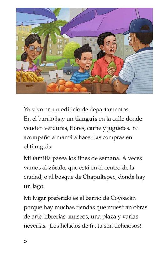 Book Preview For Vivimos en Mexico Page 6