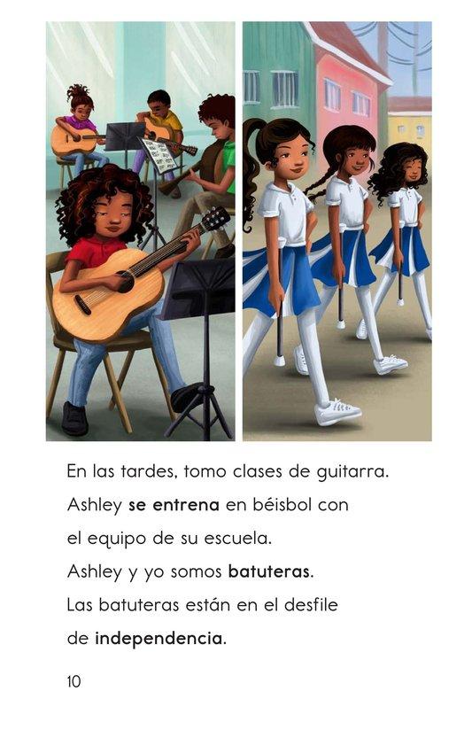 Book Preview For Vivimos en República Dominicana Page 10