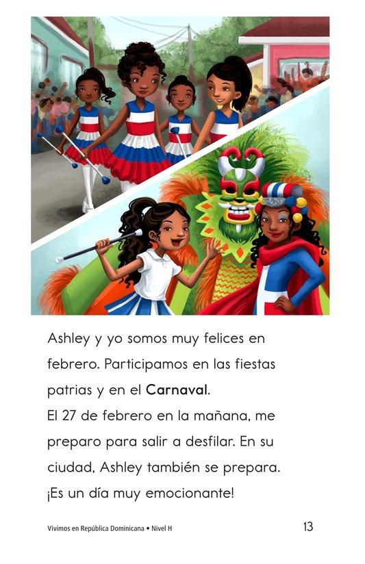 Book Preview For Vivimos en República Dominicana Page 13