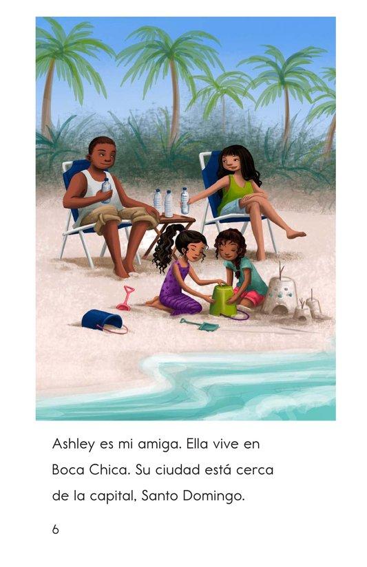 Book Preview For Vivimos en República Dominicana Page 6