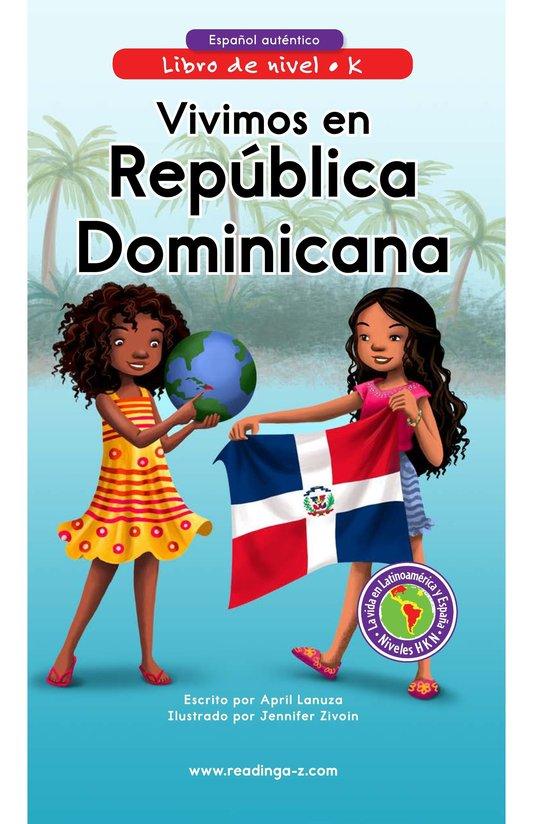 Book Preview For Vivimos en República Dominicana Page 0