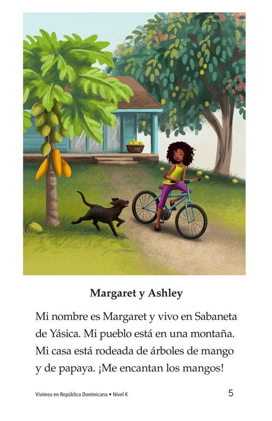 Book Preview For Vivimos en República Dominicana Page 5