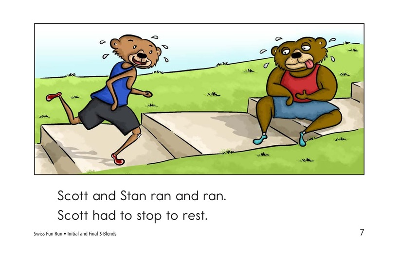 Book Preview For Swiss Fun Run Page 7