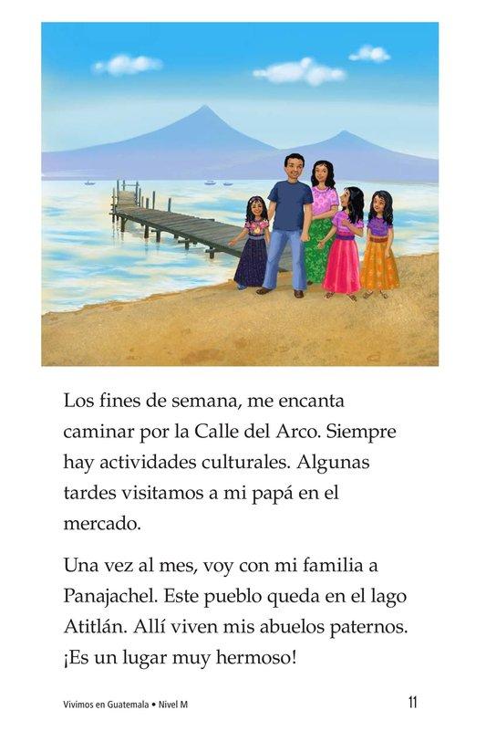Book Preview For Vivimos en Guatemala Page 11