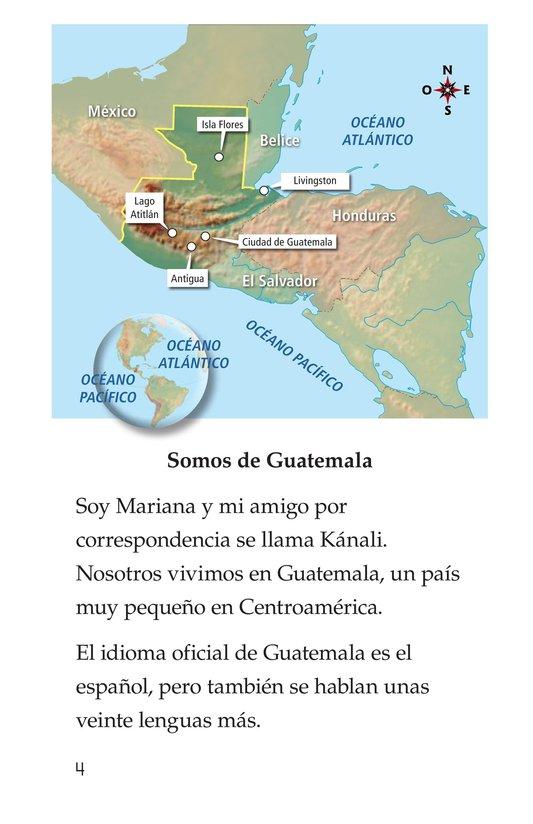 Book Preview For Vivimos en Guatemala Page 4