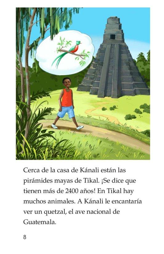 Book Preview For Vivimos en Guatemala Page 8
