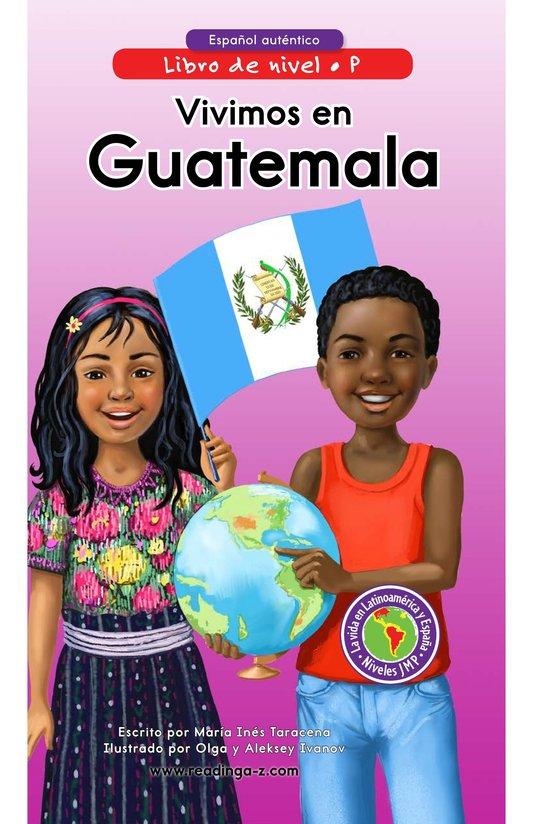 Book Preview For Vivimos en Guatemala Page 0
