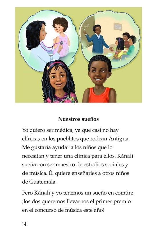 Book Preview For Vivimos en Guatemala Page 14
