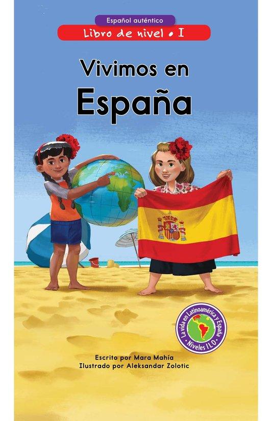 Book Preview For Vivimos en España Page 0