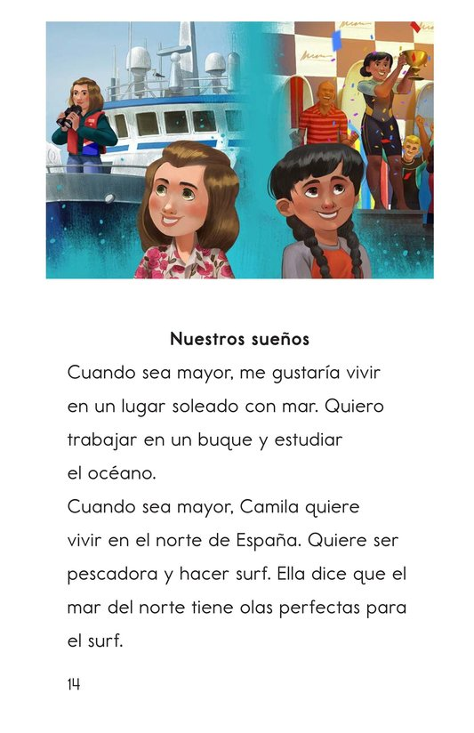 Book Preview For Vivimos en España Page 14