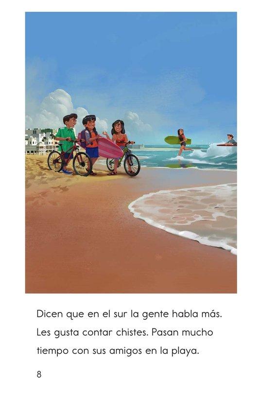 Book Preview For Vivimos en España Page 8