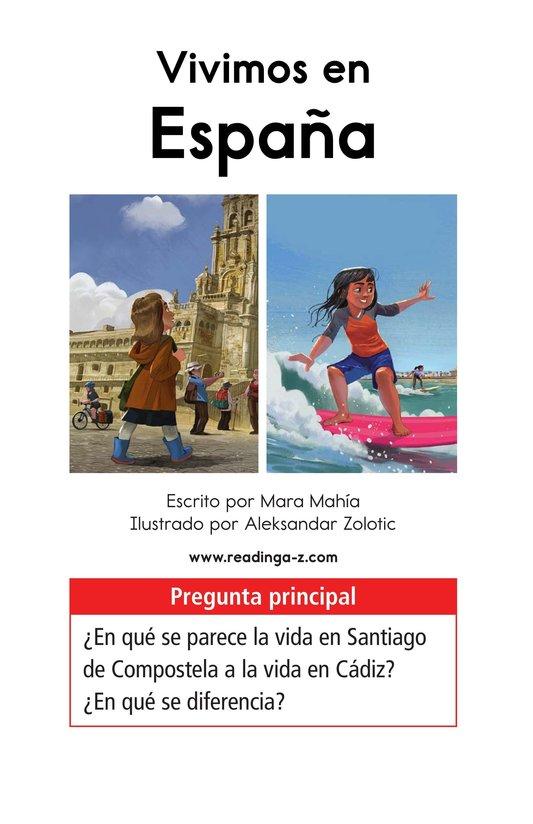 Book Preview For Vivimos en España Page 1