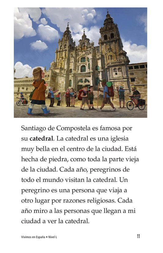 Book Preview For Vivimos en España Page 11